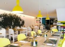 restauracja Olive and Earth w Londynie