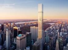 432 Park Avenue - wizualizacja