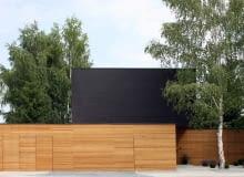 Dom jednorodzinny we Wrocławiu, projekt: Aleksandra Doniec