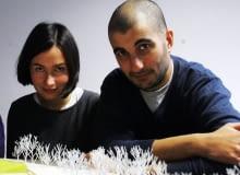 Natalia Paszkowska i Marcin Mostafa z WWAA