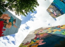 Nowe murale w Gdańsku
