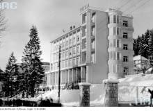 krynica-zdrój, patria, kiepura, sanatorium