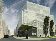 Designing in Teheran - Pierwsza nagroda w konkursie zorganizowanym przez Benetton, proj. Grzegorz Woronowicz, Krzysztof Rewski, Jakub Kalinowski, Piotr Kus