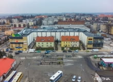 Galeria handlowa w Kwidzynie