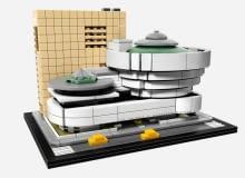 W kolekcji Lego Architecture pojawiło się Muzeum Guggenheima w Nowym Jorku z okazji 150 rocznicy urodzin architekta Franka Lloyda Wrighta