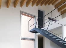 schody, balustrada, balustrady