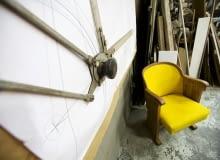 Nizio Interiors, meble, meble z recyklingu