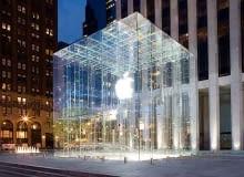 architektura, pawilon, sklepy, nowy jork, usa, ameryka