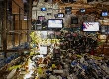 WLOCHY WENECJA ARCHITECTURE BIENNALE 2016 LETS TALK ABOUT GARBAGE PROJEKT HUGON KOWALSKI I MARCIN SZCZELINA