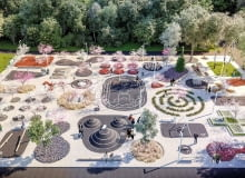 Plac zabaw w Chorzowie