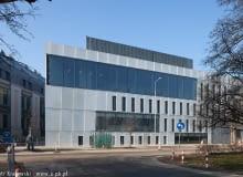 Nowy budynek warszawskiej ASP, więcej zdjęć na www.a-pk.pl