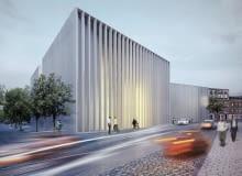 Zmieniony projekt szkoły muzycznej w Poznaniu