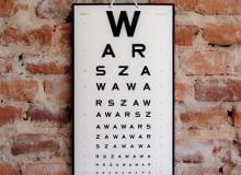 Tablica Warszawa, 27,5 cm x 48 cm, No To Ładnie, prezent na święta, boże narodzenie