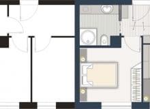 Wygodne mieszkanie dla singla - architekt radzi