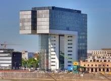 niemcy, wieżowiec, biurowiec, budynek, realizacja