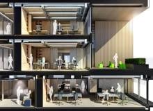 Wnętrze siedziby Allegro zaprojektował zespół Ultra Architects