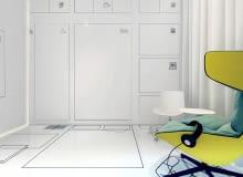 Wnętrze apartamentu ISPOT