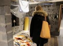 IKEA wprowadziła replikę syryjskiego domu w swoim flagowym sklepie