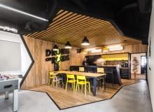 Biura Droids on Roid, projekt: mode:lina