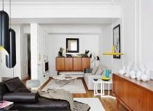 nowoczesne mieszkanie, skandynawski styl, mieszkanie w skandynawskim stylu, jasne wnętrze, nowoczesne wnętrza