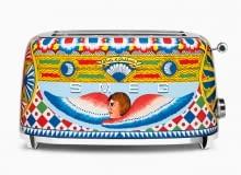 Małe AGD pełen kolorów od Dolce & Gabbana i marki SMEG