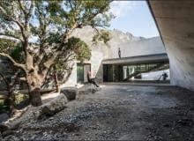 Bedolla - dom w Meksyku. Proj. p + 0 arquitectura