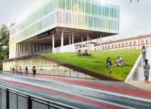 Projekt nowego dworca kolejowego w Bydgoszczy