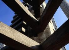 Brutalizm w architekturze