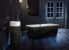 Kąpiel w kryształach Swarovskiego - luksusowa propozycja od Villeroy & Boch