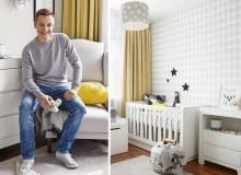 Pokój syna Marcina Mroczka
