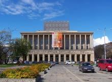 Socrealizm w Polsce: Teatr Wielki w Łodzi