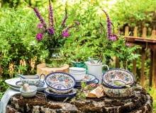 bolesławiec, ceramika, naczynia kuchenne