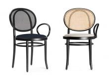 Klasyczne krzesło Thoneta w nowej odsłonie
