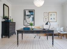 jasne mieszkanie, mieszkanie w skandynawskim stylu, jak urządzić mieszkanie, nowoczesne mieszkanie, mieszkanie z meblami vintage