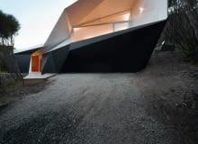 waf, architektura, konkurs, nagroda, 2009, Klein Bottle House, australia, McBride Charles Ryan,