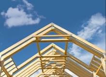 domy prefabrykowane, więźba dachowa, prefabrykowana więźba dachowa