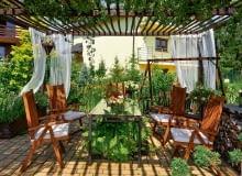 Altana ładny Dom