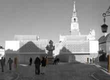 poznań, projekt, bpw, galerie, polska architektura, arsenał, polska, muzea