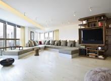 nowojorski apartament; projekt: Stefan Boublil