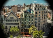 Casa Batlló w Barcelonie