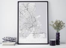 Mapy Maptu, projekt: Urszula Jurkowska, cena: 120 zł, www.maptu.pl