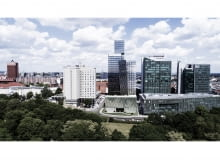 Projekt Downtown Andersia - praca magisterska