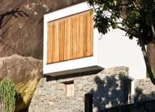 Nowy dom dozorcy zaprojektowany przez architektów Alan Chu & Cristiano Kato