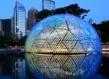 Pawilon Rising Moon w Hong Kongu