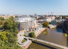 Concordia Design na Wyspie Słodowej we Wrocławiu