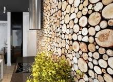 materiały wykończeniowe, wykończenie ścian, panele dekoracyjne