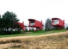 rosja, pawilon, kolor, dom