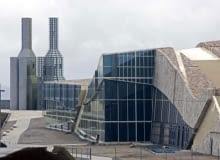 Miasto Kultury Galicji w hiszpańskim Santiago de Compostela według projektu słynnego dekonstruktywisty Petera Eisenmana