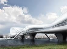 konstrukcja, ekologia, seul, most, korea południowa