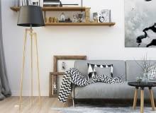 lampy, dodatki, meble, drewno, wyposażenie wnętrz
